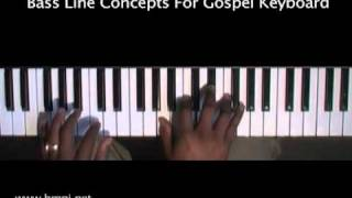 Learn To Play Congregational and Traditional Style Gospel Songs