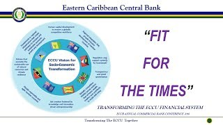 ECCB Connects Season 8 Episode 13 - 29th Annual Conference with Commercial Banks