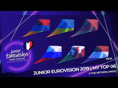 Junior Eurovision 2019 | My Top 06 (So Far) | (+The Netherlands