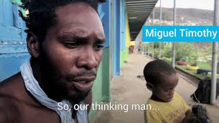 Dominica Three Months After Hurricane Maria