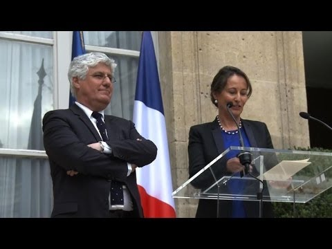 French President's ex-partner Segolene Royal enters new cabinet