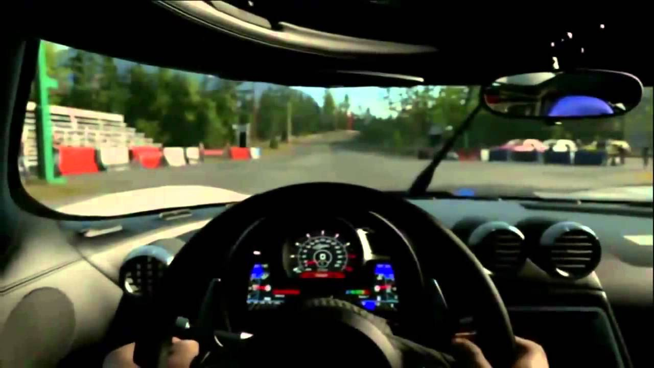 Ps4 Drive Club hd Gameplay