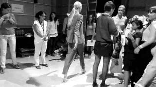 Individuals by AMFI backstage view of the show @ AIFW s/s 2011 (part1)