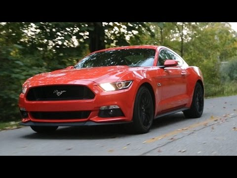 Muscle Car or Sports Car? 2016 Mustang GT Review!