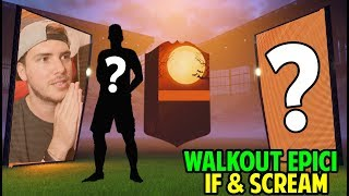 INCREDIBILE! HO TROVATO TUTTO! (Walkout, Scream, IF) - HALLOWEEN PACK OPENING FIFA 18 Ultimate Team