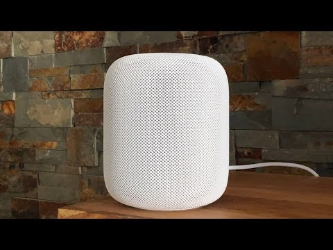 APPLE HOMEPOD REVIEW*