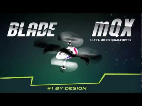 Blade mQX, the Quad-Copter from Blade