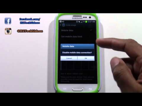Galaxy S3 - How to Get a Stronger Internet Signal​​​   H2TechVideos​​​