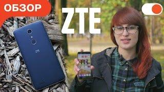 Обзор линейки смартфонов ZTE Blade
