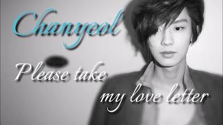 Please take my love letter - Chanyeol [Vostfr, Hangul, Rom | Karaoké]