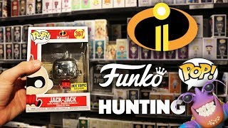 Chrome Jack Jack Funko Pop Hunting!