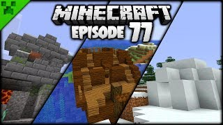 Exploring In Minecraft Is AWESOME! | Python's World (Minecraft Survival Let's Play) | Episode 77