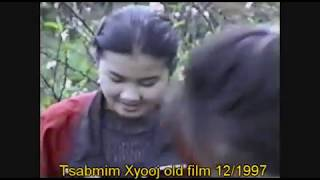 Tsabmim Xyooj First visit in Laos and singing in Thai in 1997 Part 1 of 5