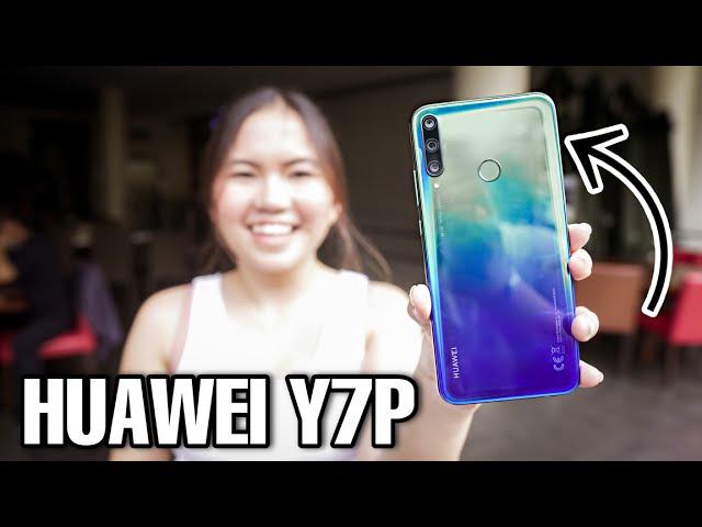 HUAWEI Y7p FIRST IMPRESSIONS