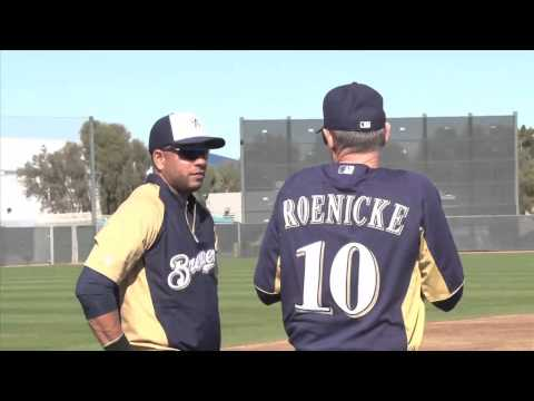 Milwaukee Brewers Aramis Ramirez finds a home at third base