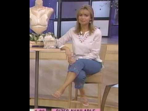 lisa robertson tight denim capri pants qvc host lisa robertson going