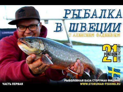 диалоги о рыбалке фадеевым