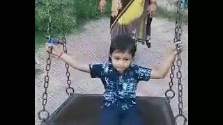 Cute baby playing time{kanha}