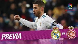 Previa Real Madrid vs Girona FC