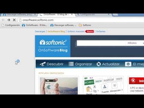 Cómo traducir una página en Google Chrome