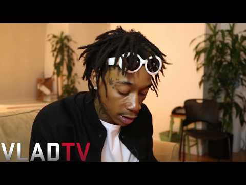 Wiz Khalifa On Leaving Violence Out Of His Music video