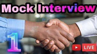 Mock Interview 2  #WB_SI_Recruitment   #Academic_Association   Admission Going on মক ইন্টারভিউ 
