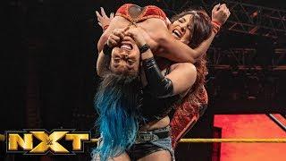 Yim vs. González - NXT Women's Title No. 1 Contender's Fatal 4-Way Qualifier: WWE NXT, Dec. 12, 2018