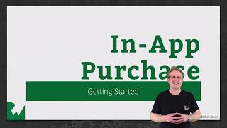 Getting Started with In App Purchases - raywenderlich.com