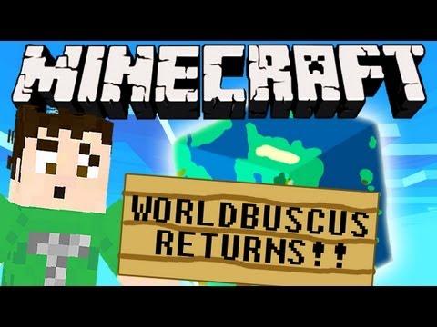 Minecraft - WORLDBUSCUS RETURNS!