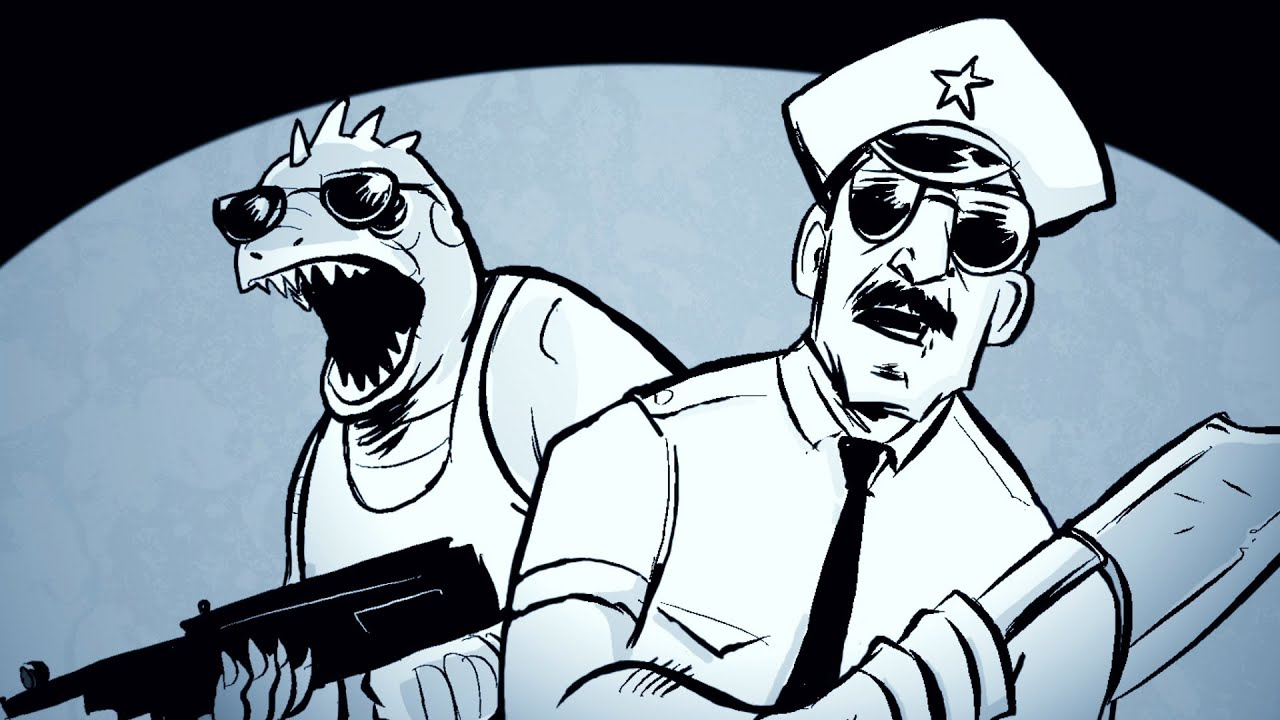 Axe Cop Wallpaper Axe Cop The Beginning