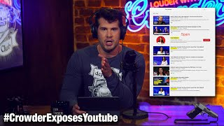 PROOF: YOUTUBE CENSORED TULSI GABBARD | Louder with Crowder