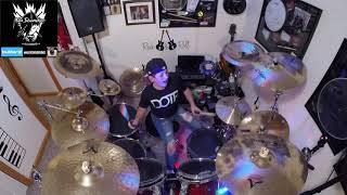 """Alex Shumaker 12 year old drummer """"New Years Day"""" U2"""