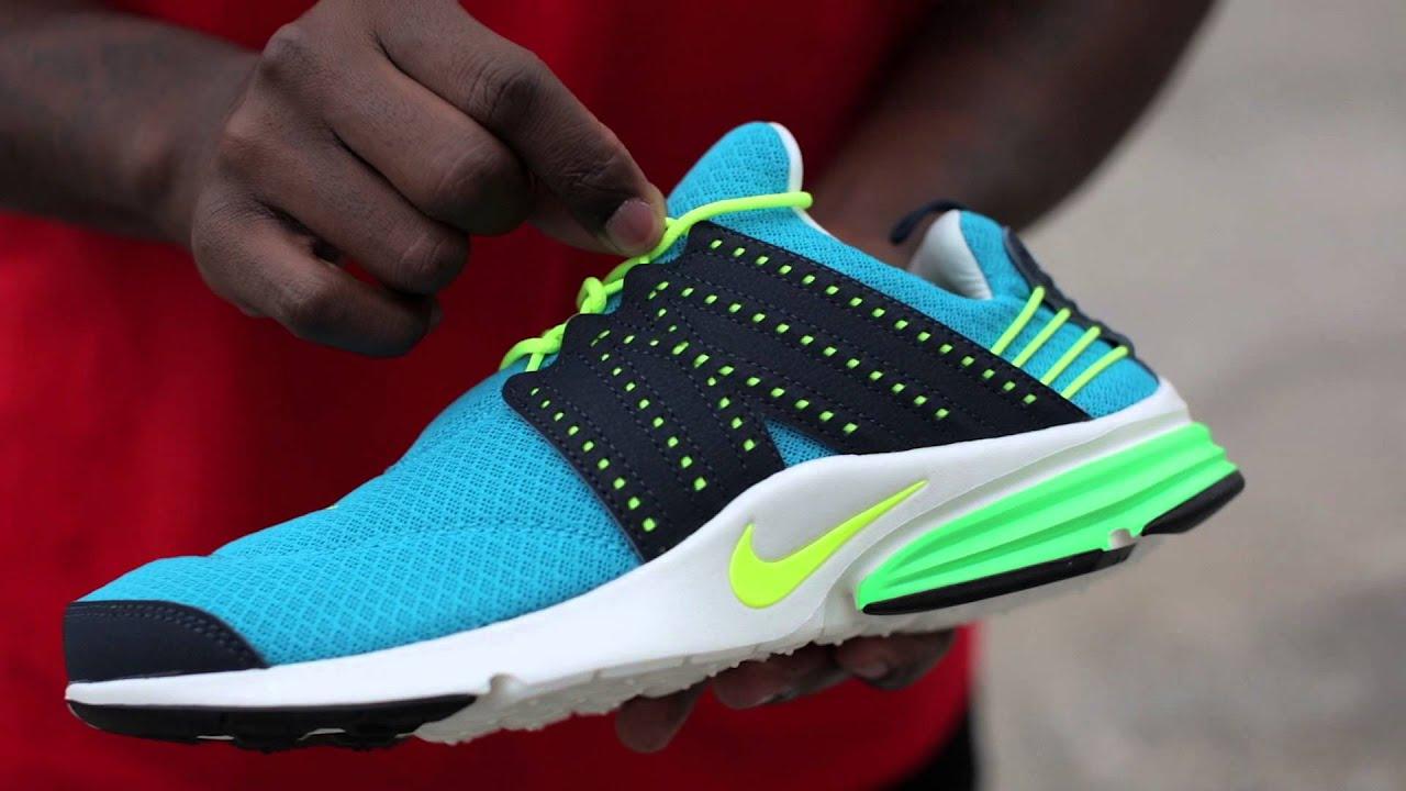 Nike Lunar Presto Live Look Youtube