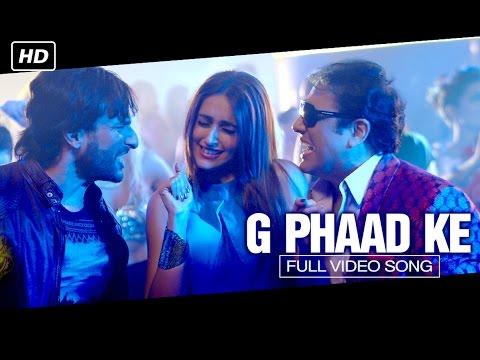 G Phaad Ke (Full Video Song) | Happy Ending | Saif Ali Khan & Ileana D'Cruz