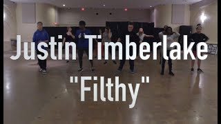 Download Lagu FILTHY - Justin Timberlake | Richmond Urban Dance Gratis STAFABAND