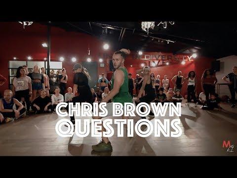 Chris Brown  Questions  Hamilton Evans Choreography