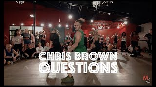 Download Lagu Chris Brown - Questions | Hamilton Evans Choreography Gratis STAFABAND