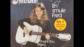 Watch Nicole En Smule Fred danish Version Of ein Bisschen Frieden video
