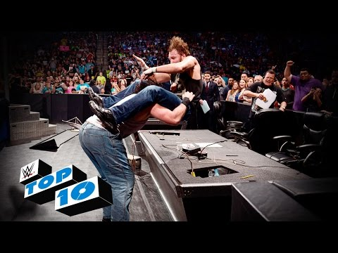 Top 10 Wwe Smackdown Moments: April 2, 2015 video