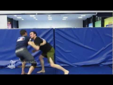 MMA 121 - Speed Wrestling / MMA Clinch Drill Image 1