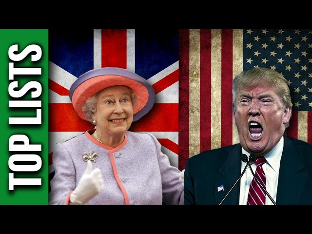 10 Things The UK Does Better Than The US