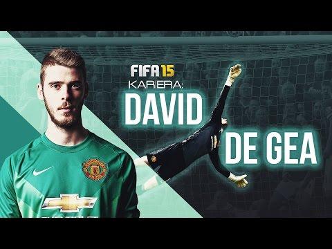 FIFA 15 - Kariera David De Gea [#1]