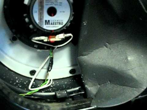 Smart Car - Door Speakers replacement - How to remove door panel