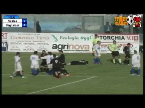 Scalea-Bagnarese 3-0  highlights