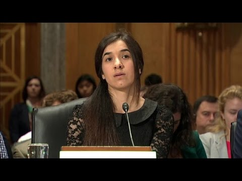 Escaped ISIS sex slave testifies to Congress