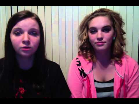 New York State Of Mind - Glee Cast (cover) - Lauren & Lizzie video