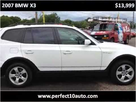 2007 BMW X3 Used Cars Spring Lake Park MN