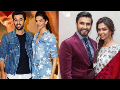 Deepika Padukone Met Ranbir Kapoor Before Meeting Ranveer Singh   Bollywood News