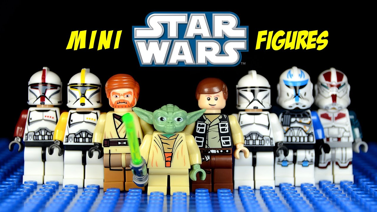 Star Wars Clone Wars Mini Series Lego Star Wars Iii The Clone