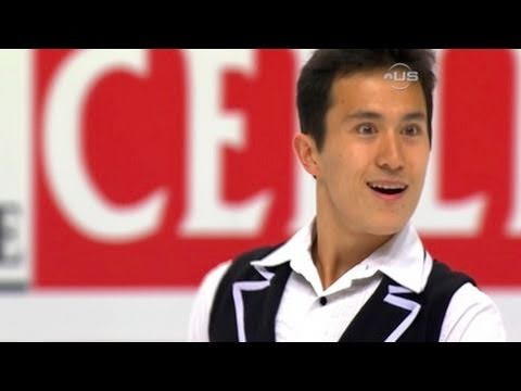 2011 Worlds: Patrick Chan short program - from Universal Sports